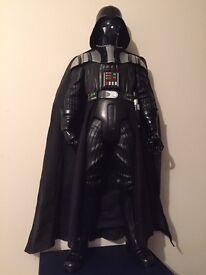 HUGE DARTH VADER ACTION FIGURE £19ono Star Wars disney