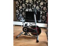 CrystalTec exercise bike