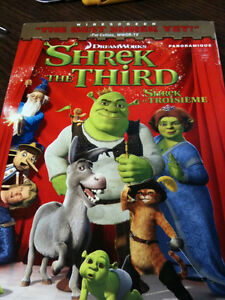 Shrek the Third (DVD, 2007, Full Screen Version  NEW IN BOX Kitchener / Waterloo Kitchener Area image 1