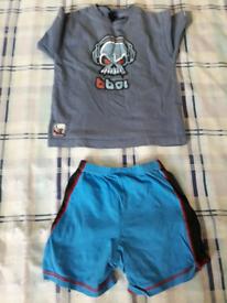 Boys age 4 - 5