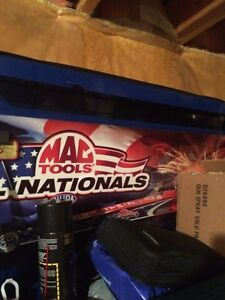 Selling a limited edition MAC tool box $ 3500