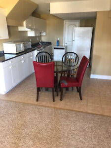 Nice walk out two bedrooms basement in Fraser Heights
