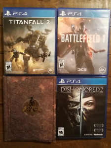 PS4 games Dishonoured 2