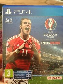 PES 2016 EURO FRANCE EDITION