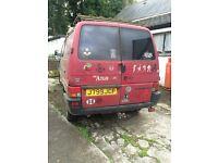 1991 T4 VW transporter/camper