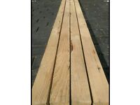 Reclaimed thermo treated timber - 70mm x 55mm - 8 lengths at 3000mm