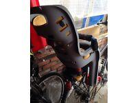 Topeak rear bike seat and rack