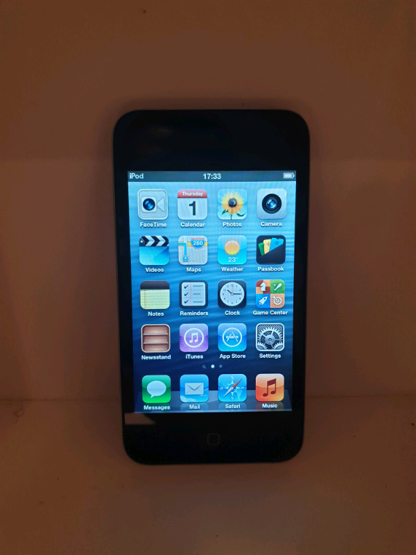 Apple iPod Touch 32GB 4th Generation Black | in Welling ...
