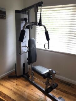 Home Gym - Gold's Gym XR45