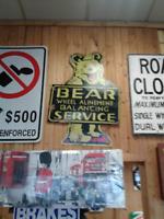 Bear Alinement Sign Hamilton Ontario Preview