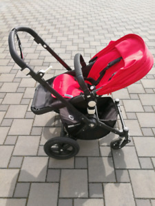Bugaboo cameleon 3 Stroller with bassinet and wheeled board
