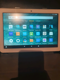 Amazon fire 8 tablet
