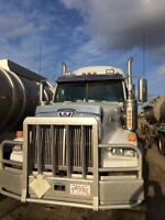 Low mileage, low hour, Heavy spec tri drive tanker