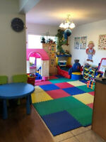 Guelph South end Full time daycare available