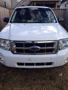 2008 Ford Escape Hybrid  4D utility SUV, Crossover