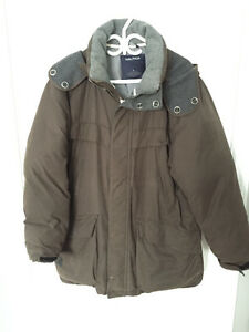 nautica hooded winter coat