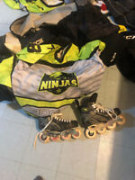 Looking for Inline Hockey Player