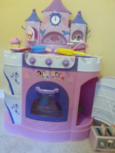 Still available: Disney princess baking station
