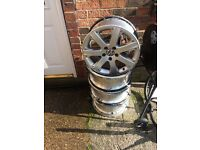 BBS VW Genuine Alloys Split Rims 5x112 17 inch