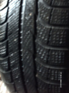 HIVER -4 X 225-65-R17-102T- MICHELIN LATITUDE  X-ICE-