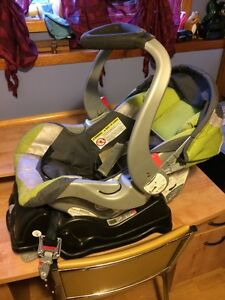 Baby trend adjustable car seat with adjustable base