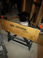 Workmate 300 work bench, very good condition.