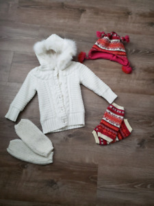 Baby Gap size 2 cable knit sweater