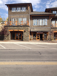COMMERCIAL SPACE FOR LEASE (INVERMERE)