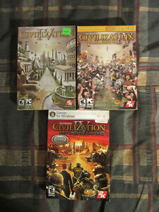 Civilization IV, Wardlords & Beyond the Sword Expansion