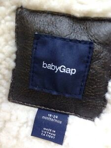 Baby GAP Aviation Jacket London Ontario image 2