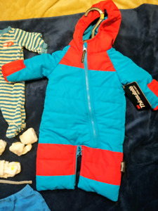 Brand new baby winter suit 3 months
