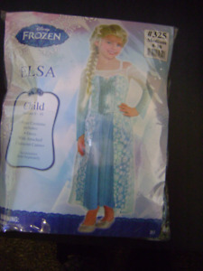 Brand New in Package Frozen Costume