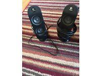 Logitech PC speakers & subwoofer X-230