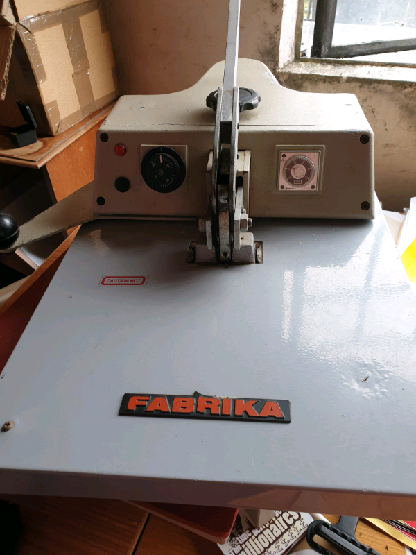 Large Adkins heat press | in Plymouth, Devon | Gumtree