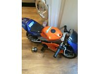 Mini moto 49cc. Everything working
