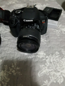 Canon T4i for sale