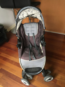 Graco fastaction fold and click Stroller/pram