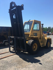 1990 Caterpillar RT80 M2 Rough Terrain Forklift, 8000lbs