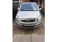 2006 Vauxhall zafira diesel runs and drives no mot egr needs sorting