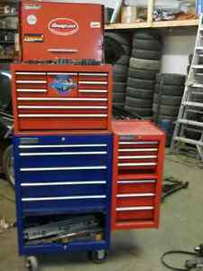 3 international tool boxes full of tools $2100 obo