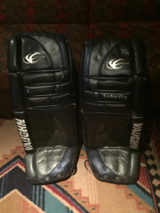 Vaughn 7000 Pads (36 Inch pads but fit like 34 Inch pads)