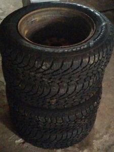 """Winter tires & Rims - 14"""""""
