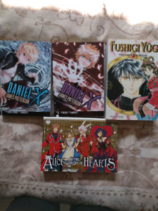 Manga (anime) books