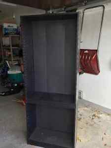Free black bookcase