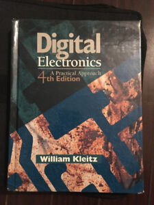 digial electronics a practical approach textbook 4th edition
