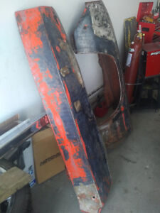 original body/other parts for 1969 pontiac firebird Edmonton Edmonton Area image 3