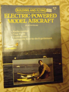 Radio Control Model Airplane Books