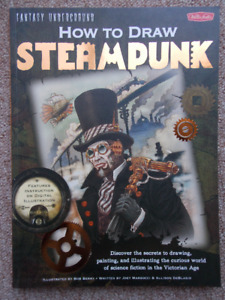 How To Draw Steampunk Book