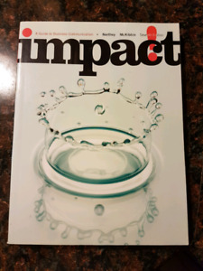 Impact: A Guide to Business Communication, 7th Canadian Edition