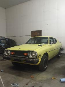Datsun f-10 1977 d'origine